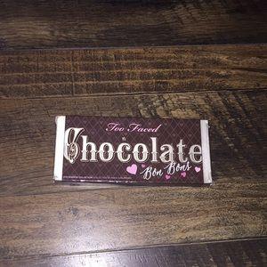 Too faced chocolate bon bon palate